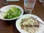 Dinner 110204
