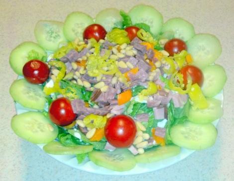 Primal Salad