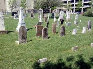 Bacchus Cemetery